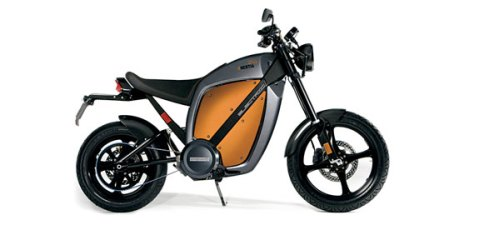 Brammo electic motorcycle